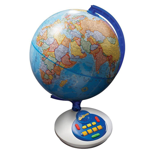 Educational Insights Talking Globe