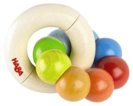 Haba Clutching Toy Colorwheel