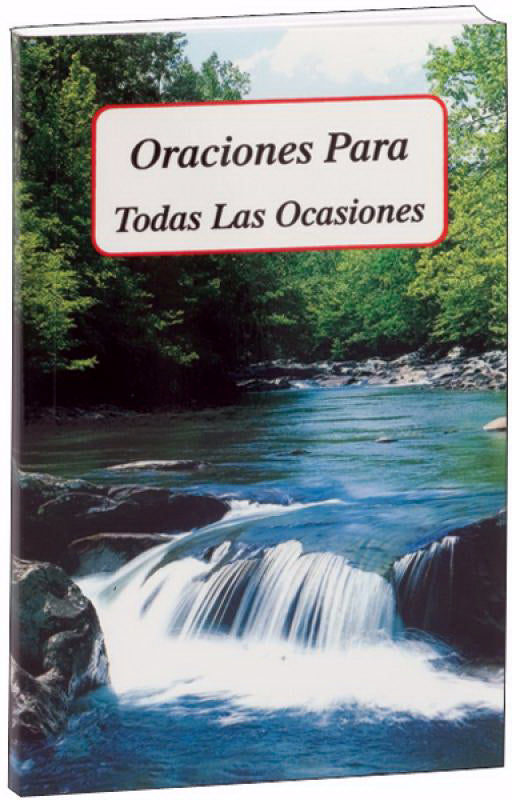 Span-Prayers For All Ocassions (Oraciones Para Todas Las Ocasiones)