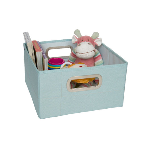 J Cole Storage Box 6.5 inches (Blue Heather)