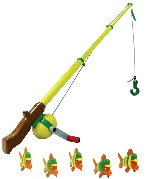 John Deere Electronic Fishing Pole