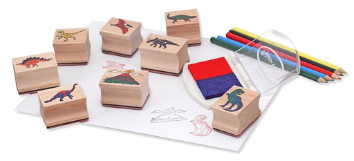 Melissa & Doug Stamp Set: Dinosaurs