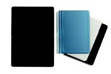 Attendance Pad-Fellowship Pad Holder-Black (Pack of 5)