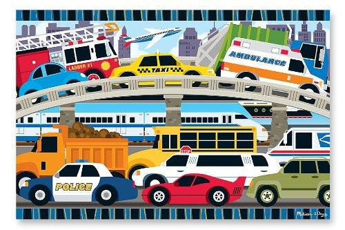 Melissa & Doug Traffic Jam