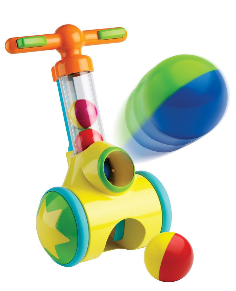 Tomy Pic' N' Pop Ball Blaster