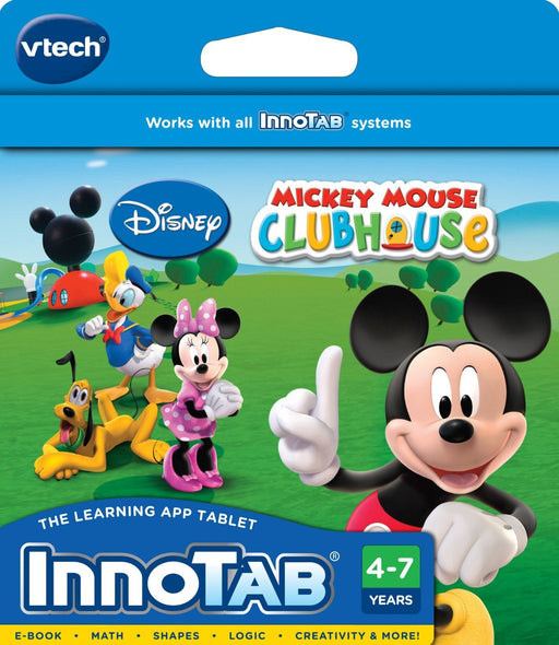Vtech InnoTab Software: Mickey Mouse Club House