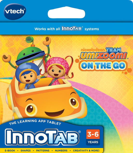 Vtech InnoTab Software: Team Umizoomi