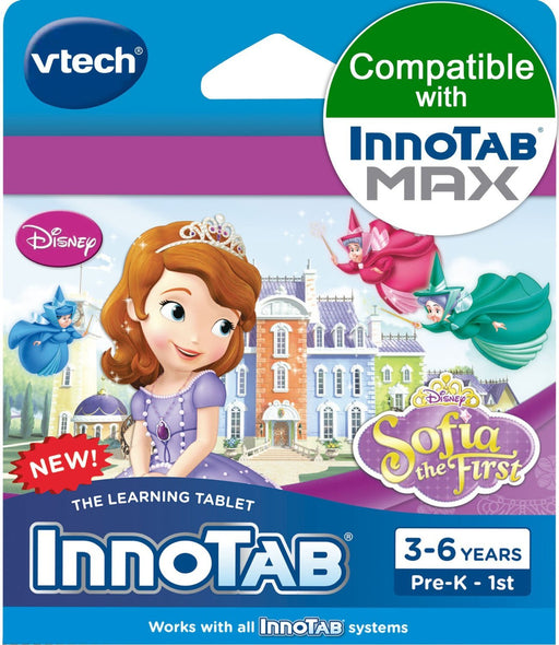 Vtech InnoTab Software: Sofia The First