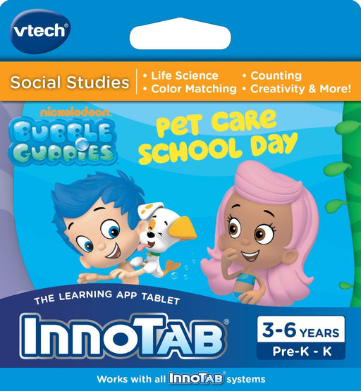 Vtech InnoTab Software: Bubble Guppies