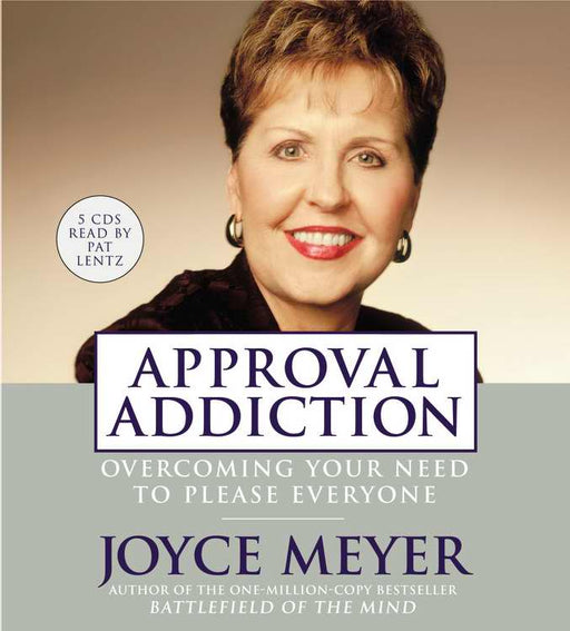 Audiobook-Audio CD-Approval Addiction (Abridged)
