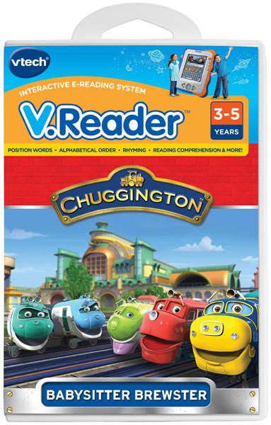 Chuggington V.Reader Software