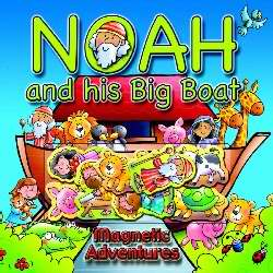 Noah and His Big Boat