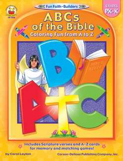 ABCs Of The Bible (Ages 4 & 5)