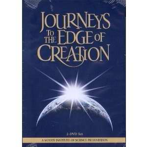 DVD-Journeys To The Edge Of Creation (Moody Science)