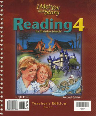 Reading 4 Teacher's Edition Set (2 Books) (Second Edition)