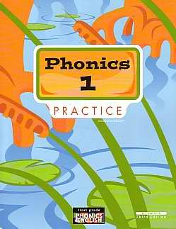 Phonics 1 Practice Book (3rd Edition)