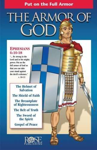 Armor Of God Pamphlet (Single)