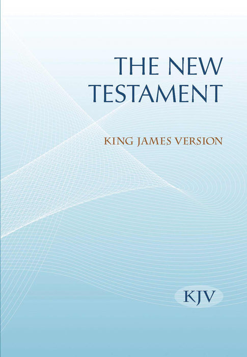 KJV Economy New Testament-Softcover