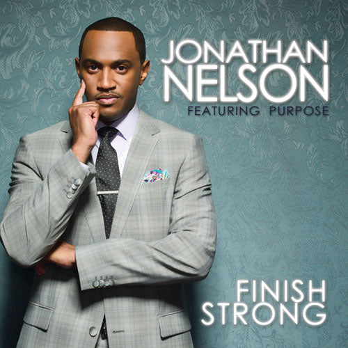 FINISH STRONG - CD