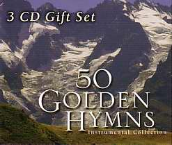 Audio CD-50 Golden Hymns (3 CD)