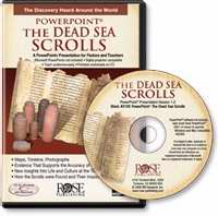 Software-Dead Sea Scrolls-Powerpoint