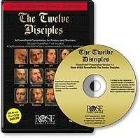 Software-Twelve Disciples-Powerpoint