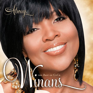 For Always: The Best Of Cece Winans - CD
