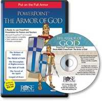 Software-Armor Of God-Powerpoint