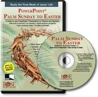 Software-Palm Sunday To Easter-PowerPoint