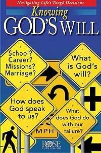 Knowing Gods Will Pamphlet (Pack of 5)
