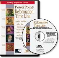 Software-Reformation Time Line-Powerpoint