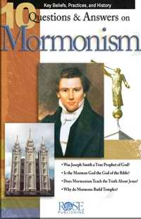 10 Q & A On Mormonism Pamphlet (Pack Of 5)