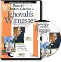 Software-10 Q & A On Jehovahs Witnesses-Powerpoint