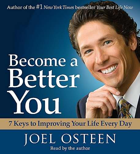 Audiobook-Audio CD-Become A Better You