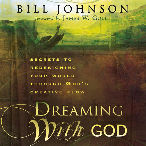 Audiobook-Audio CD-Dreaming With God