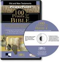 Software-100 Proofs For The Bible-PowerPoint