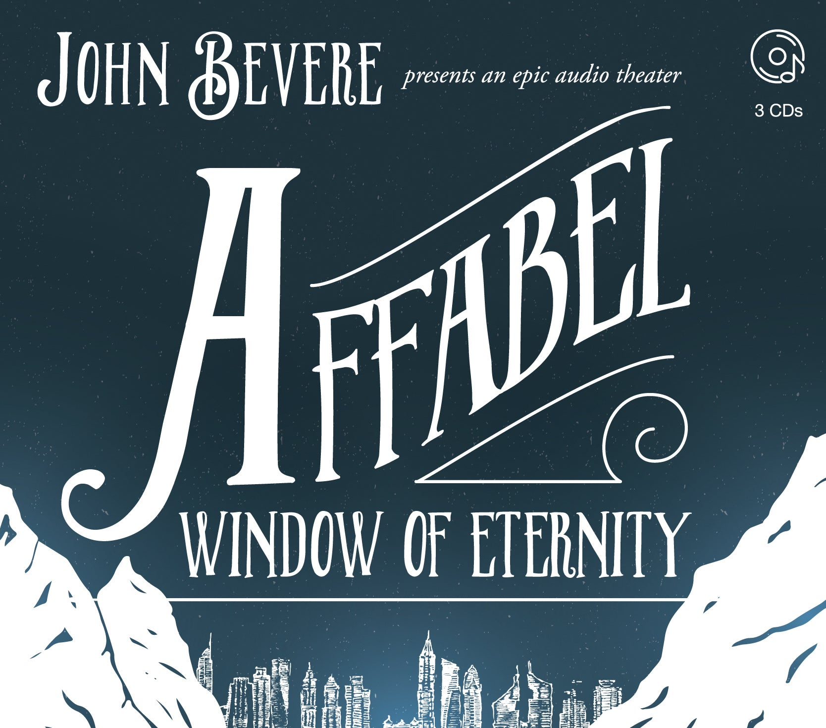 Audio CD-Affabel: Window Of Eternity Audio Theatre (3 CD)