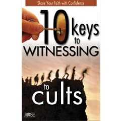 Software-10 Keys To Witnessing To Cults-Powerpoint