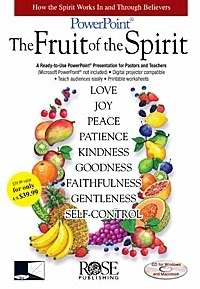 Software-Fruit Of The Spirit-Powerpoint