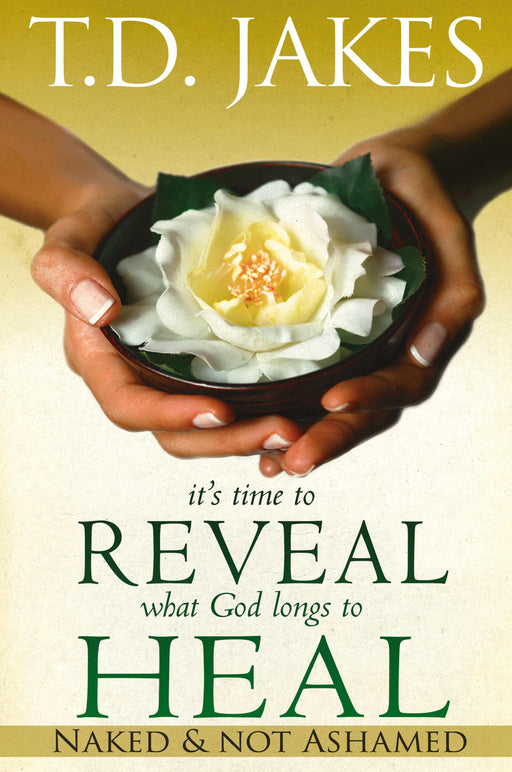 Its Time To Reveal What God Longs To Heal