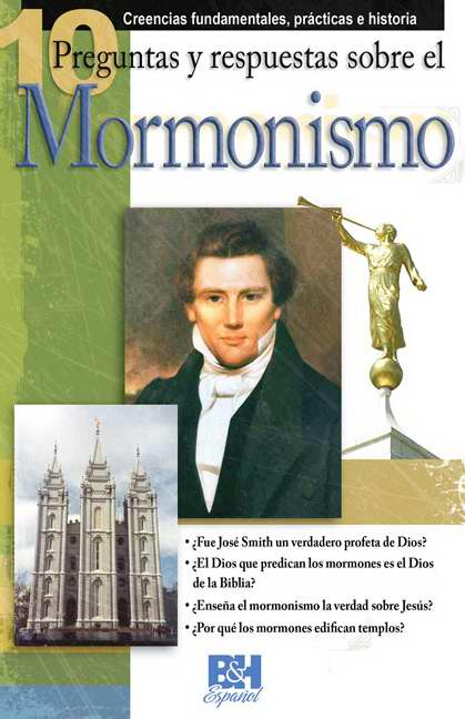 Span-10 Q & A On Mormonism Pamphlet (Themes Of Faith)