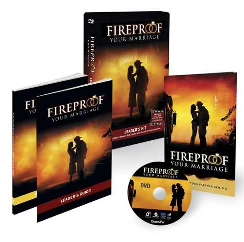 Fireproof Your Marriage Leaders Kit w/DVD