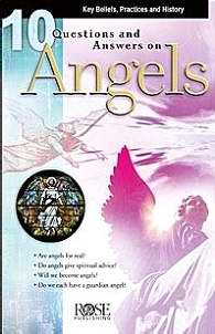 10 Q & A On Angels Pamphlet (Pack Of 5)