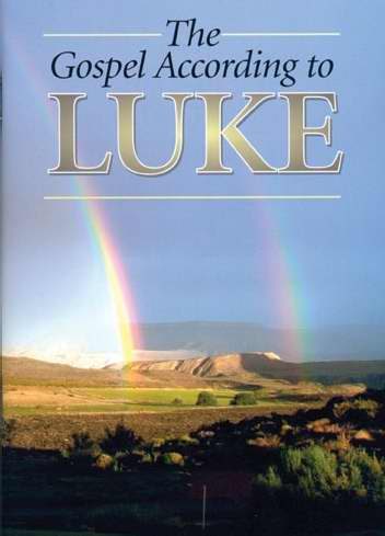 KJV Gospel According To Luke-Softcover