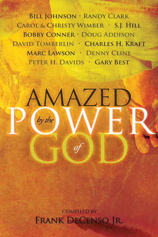 Amazed By The Power Of God V1