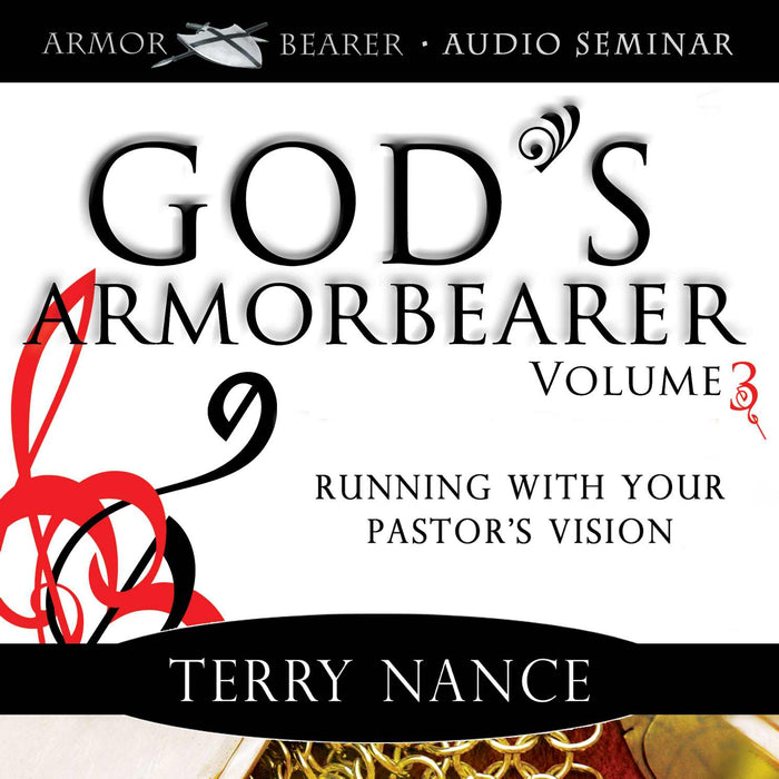 Audiobook-Audio CD-Gods Armorbearer V3