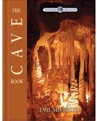 Master Books-Cave Book (Wonders Of Creation)