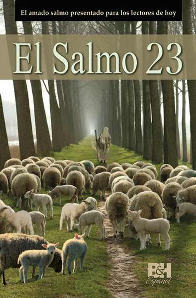 Span-Psalm 23 Pamphlet (Themes Of Faith) (El Salmo 23)