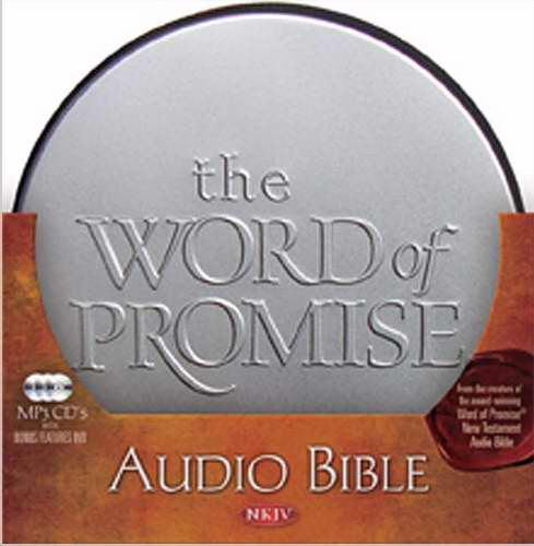 Audio CD-NKJV Word Of Promise Audio Bible-MP3