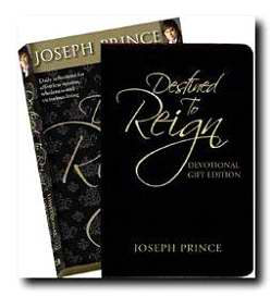 Destined To Reign Devotional Leather Gift Edition